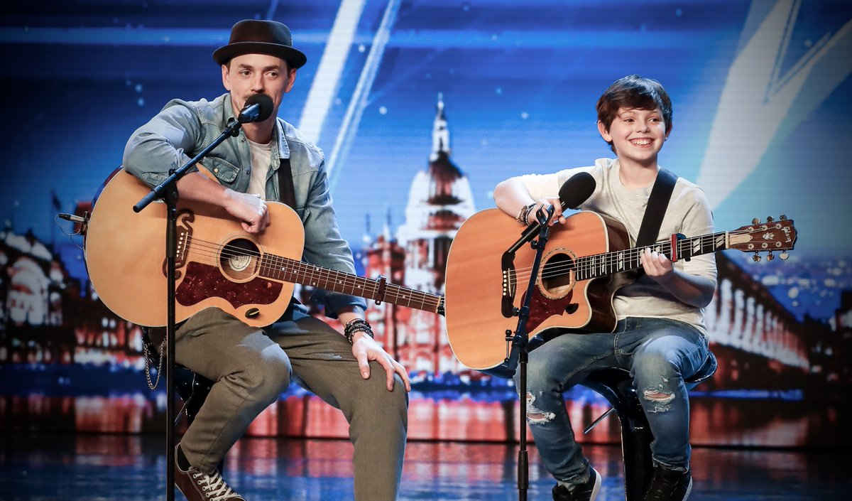 Only 2 days to go and we leave the UK for our first International gig in New York City . AMERICA HERE WE COME !!! via @HeathrowAirport  Very much Looking forward to flying @AmericanAir #jackandtim #goldenbuzzer #britainsgottalent