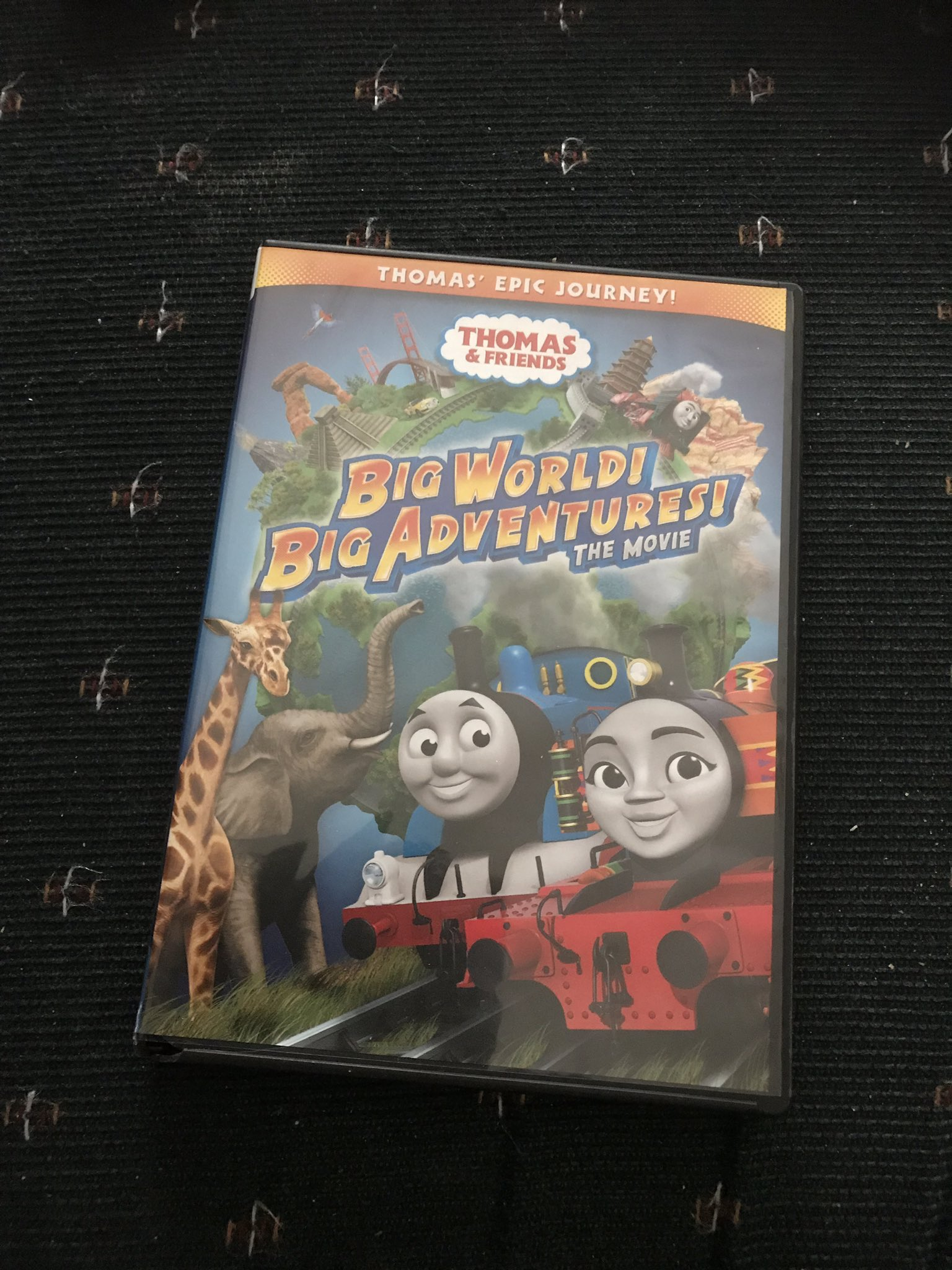 Thomas Stansfield On Twitter Got The Us Dvd Of Bwba Today The Audio Maybe Down Pitched But At Least The Quality Of Dvd Doesn T Look Like Interlaced Crap Https T Co Sfrppiwdnq
