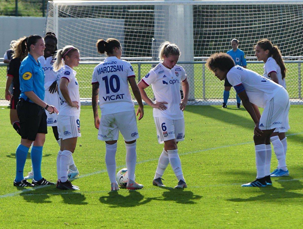 #OLFCF 6-0 #Maro sur CF ⚽️, 3-0 Avant, Pendant, Après ... 🤩❤️💙