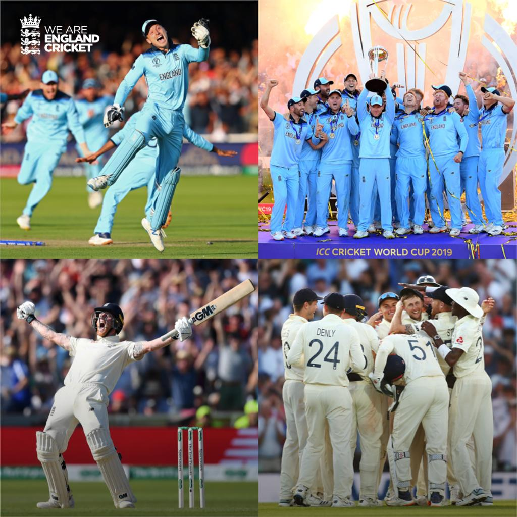 A summer of cricket that will never be forgotten 🏴󠁧󠁢󠁥󠁮󠁧󠁿🏏🏆Thank you for your incredible support 👏#Ashes