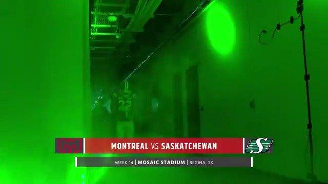Saskatchewan Roughriders @sskroughriders