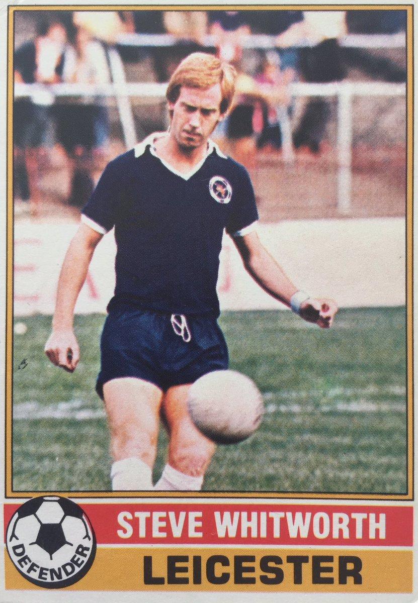Steve Whitworth #LCFC Topps 1977 35/330