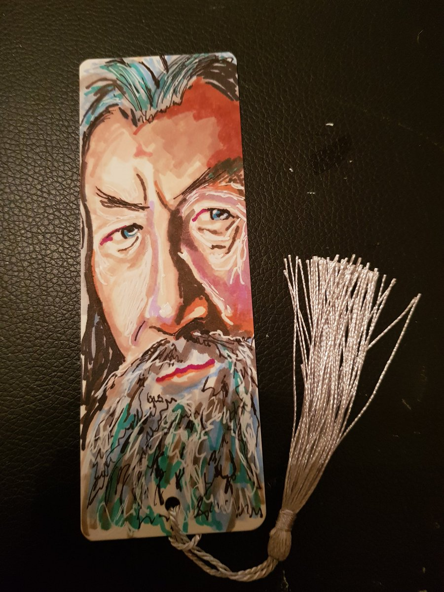 Gandalf bookmark ❤❤