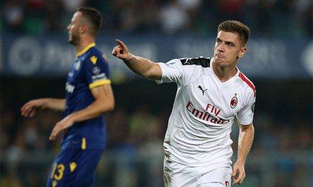 AC Milan Susah Payah Tundukkan 10 Pemain Hellas Verona https://medcom.id/s/0Kv9ZDlk