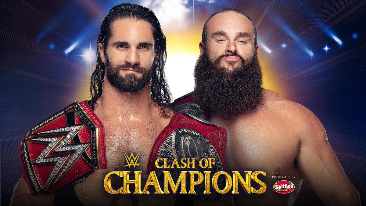 @WWE's photo on Braun
