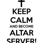 Image for the Tweet beginning: Upcoming new altar server training