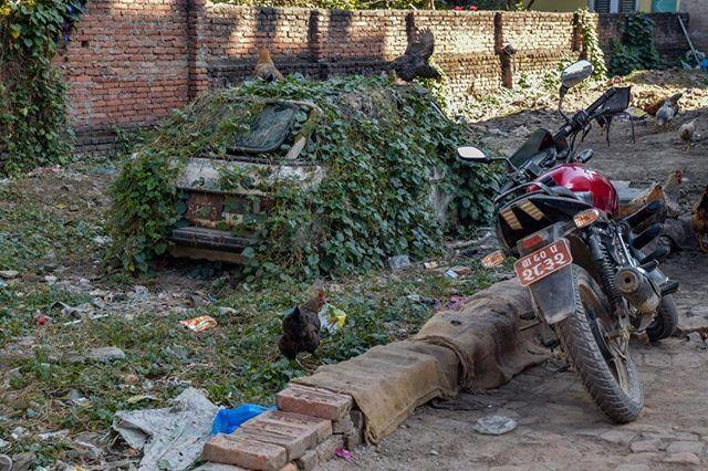 Parking in Káthmándú II. (Patán) / Parkování v Káthmándú II. (Patán)#nepali #nepal #nepál #nepalese #nepal🇳🇵#kathmandu #parking #parkovani #parkování #patandhoka #hens #slepice #motorbike #motorcycle #motocykl #patan https://ift.tt/2V2C5lO