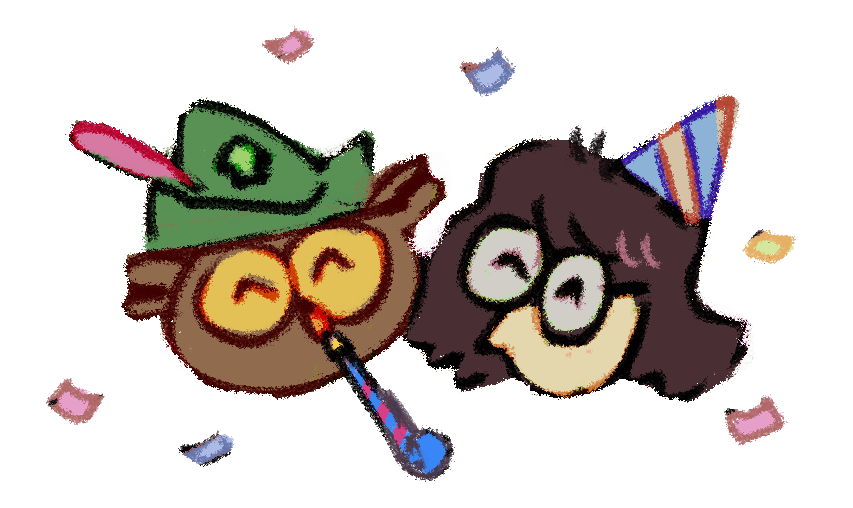 (its also @quinnecl's birthday <3)