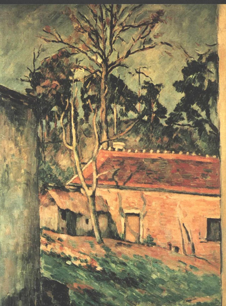 How about an Arty FBR Party? Please friend all who: Like Retweet Comment Starting with a Cezanne