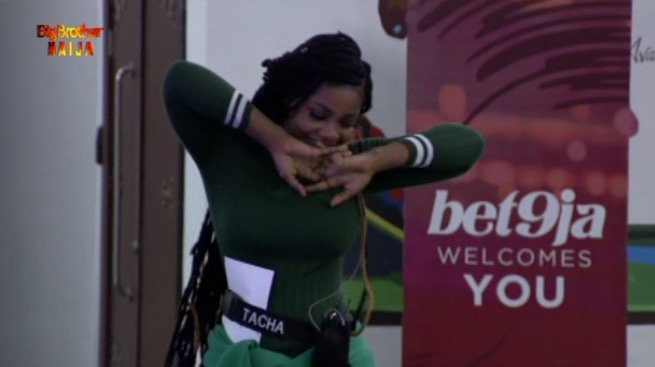 Thank you Biggie for removing all strikes and forgiving all!! Queen Tacha is now free and the playing ground is now level.  #BBNaija #BBNaijaEviction #NoLeaveNoTransfer<br>http://pic.twitter.com/WrAHowz3db