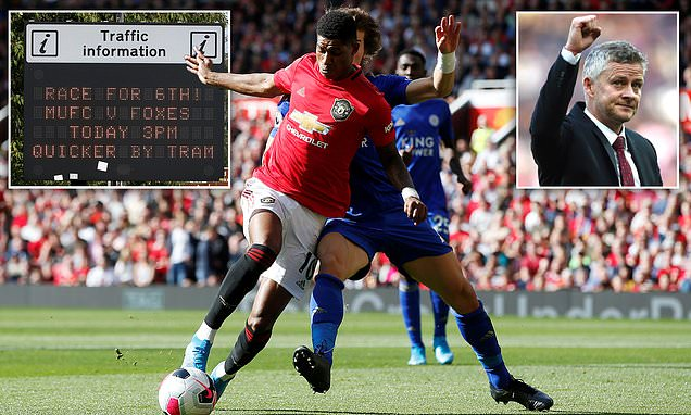 New order: Modern day Manchester United adjusting to different horizons where... #LCFC  https://fanly.link/ec0d458542