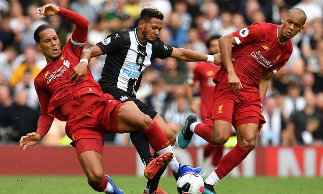 Fortress Anfield: Liverpool extend home winning run despite valiant Newcastle... #LCFC  https://fanly.link/c4d2f30ec4