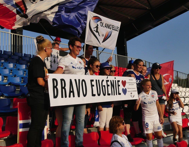 @ELS_9_FRANCE @OLAngElles @GroupeVicat @OL @OLfeminin @D1Arkema 👍👏❤️💙