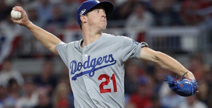 Los Angeles Dodgers (96-54) vs New York Mets (77-71)#LABleedsBlue: RH Walker Buehler (13-3, 3.14 ERA) #LGM: RH Zack Wheeler (11-7, 4.21 ERA) Sunday Night Baseball Odds & Picks #LADvsNYM - http://bit.ly/2kNlvbF