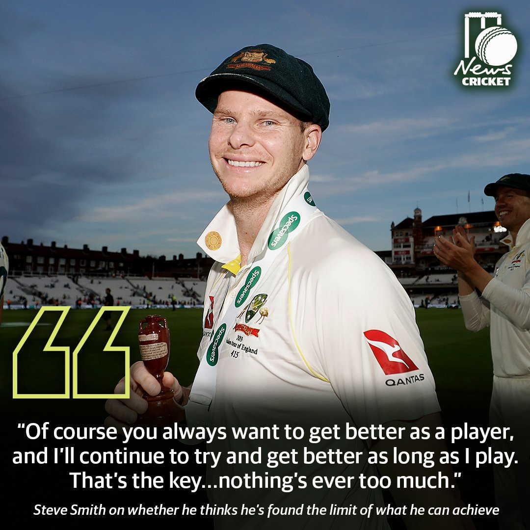 .@stevesmith49 was jeered to and from the crease for four Tests of a series belonging solely to him.But he left the field at The Oval to the standing ovation his talent and resolve deserved.📰via @gouldyheraldsun: http://bit.ly/2klzwNN#Ashes #SteveSmith #ENGvAUS