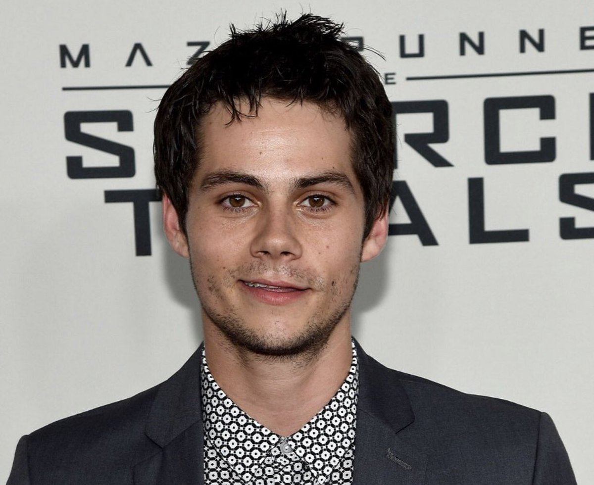 dylan's beard has truly been through a lot