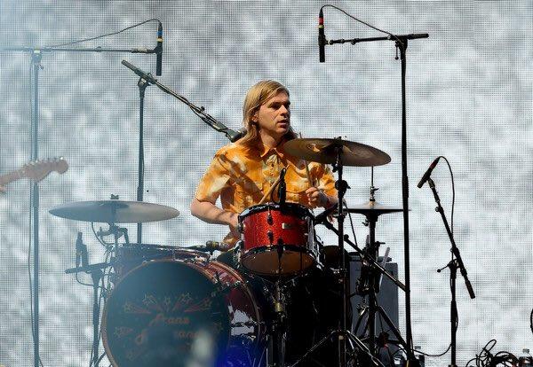 Franz Ferdinand - No You Girls  via Happy Birthday drummer Paul Thomson
