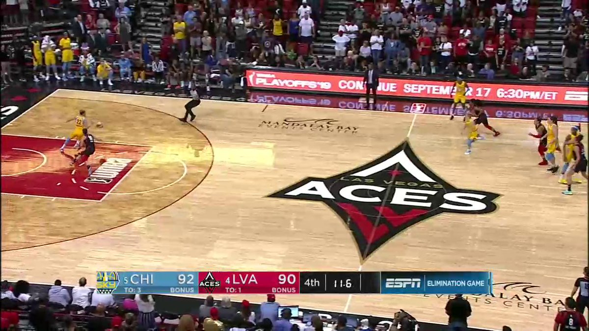 10 things we'll never forget about this senseless Las Vegas Aces halfcourt WNBA Playoff game-winner