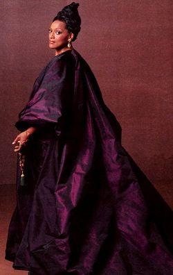 Today in 1945 alumna opera star Jessye Norman was born  Happy birthday, Ms. Norman!