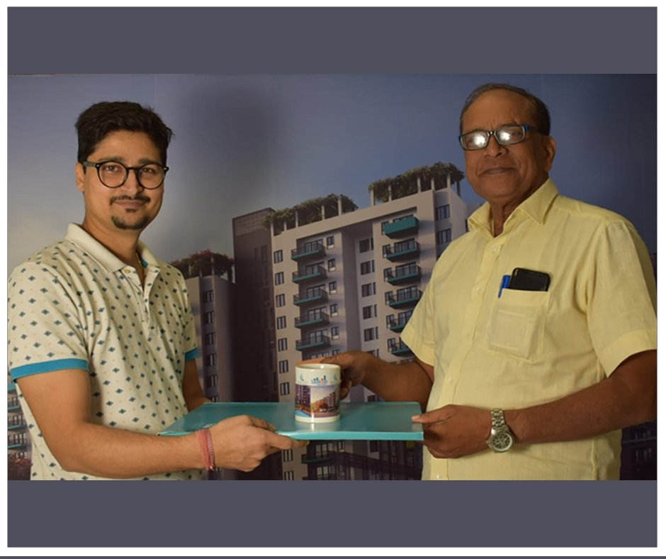 Our happy customers speak more about our quality and service standards. We congratulates every new inhabitants of Aquacity- TFor more information visithttp://www.saakaar.com/aquacity 📩: sales@saakaar.com#aquacity #patna #bihar #township #india #realestate #2bhk #3bhk #4bhk