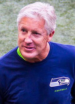 Happy Birthday coach Seahawks  Pete Carroll