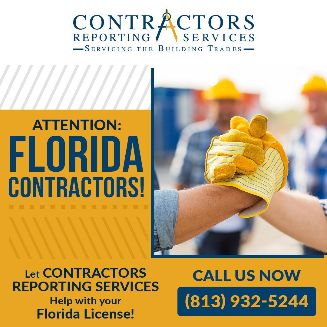 Contractor Licensing Service Provider