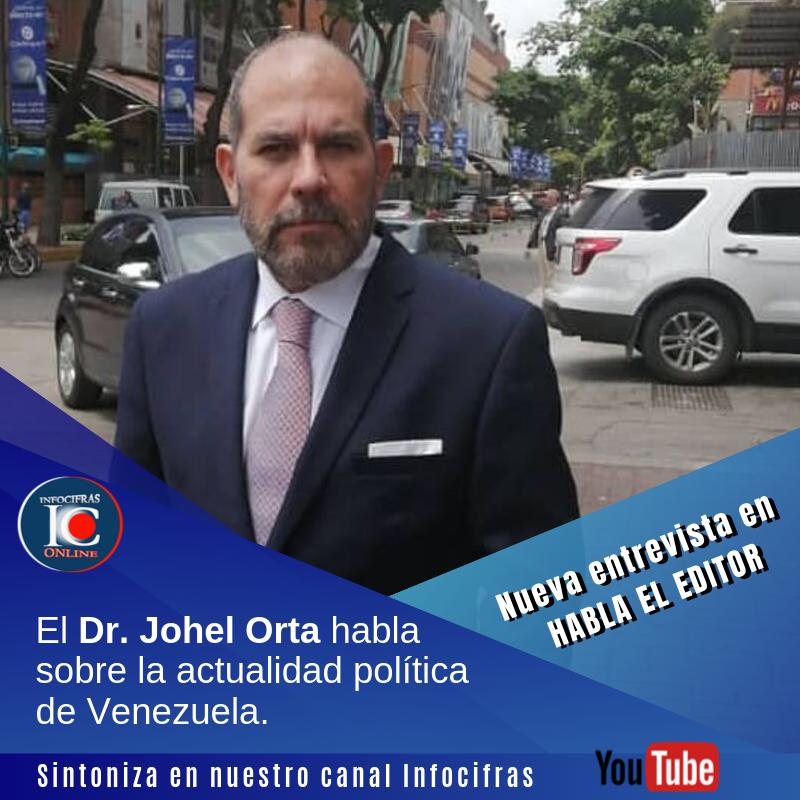 ¿Que piensan los expertos de la actualidad política de #Venezuela? Enterese este martes #17Sep en nuestro canal de Youtube Infocifras con una nueva entrevista de #HablaElEditor junto a @JohelOrtaM