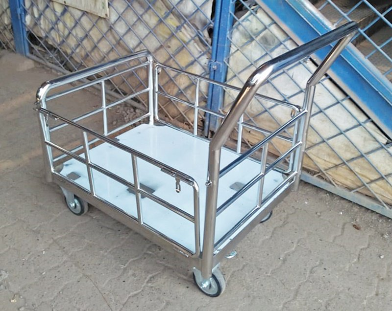 Trolley Galon Air JSTGA02