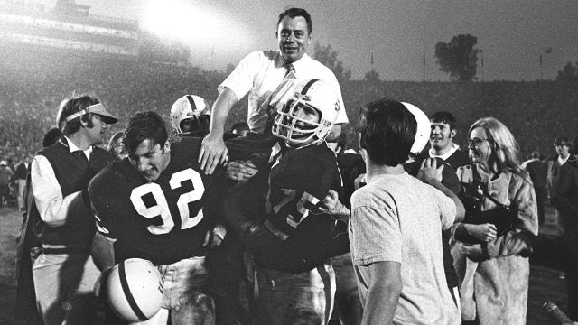 Hall Of Fame College Football Coach Has Died At 92
