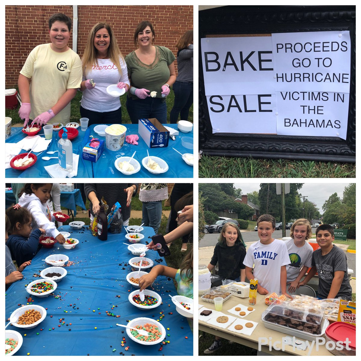 Last week was a busy one.  We had Back to School Night for Grades 1-5.  Our PTA  <a target='_blank' href='http://twitter.com/JamestownESPTA'>@JamestownESPTA</a> also sponsored our annual Ice Cream Social. Both events were well attended.  A special thank you to former students who asked to do a fundraiser for Hurricane Dorian victims. <a target='_blank' href='https://t.co/7cJzFUy49k'>https://t.co/7cJzFUy49k</a>