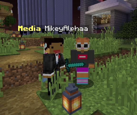 friends reunited uwu @mikeyalphaa
