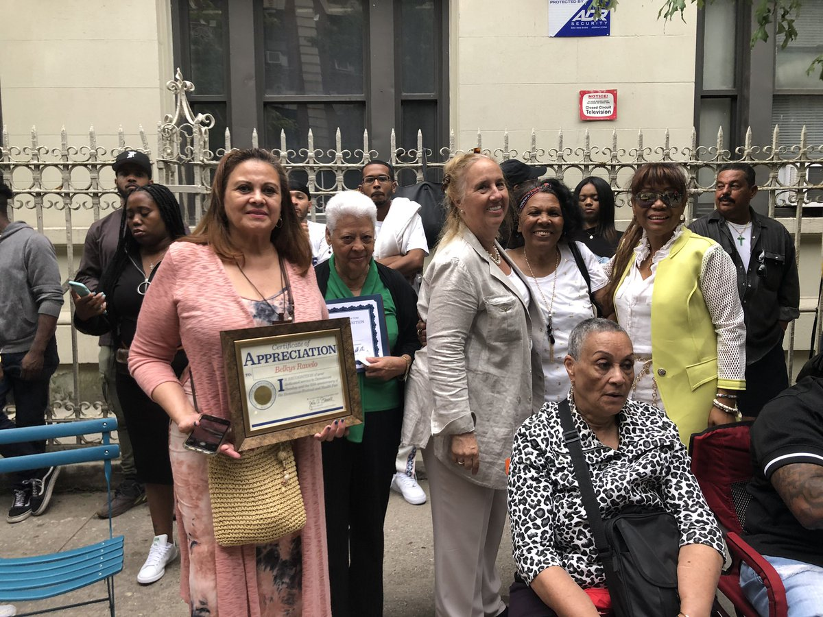 @galeabrewer @DominicanSunday hosts 108th Street Dominican Festival! Sept 14 2019 /GAB