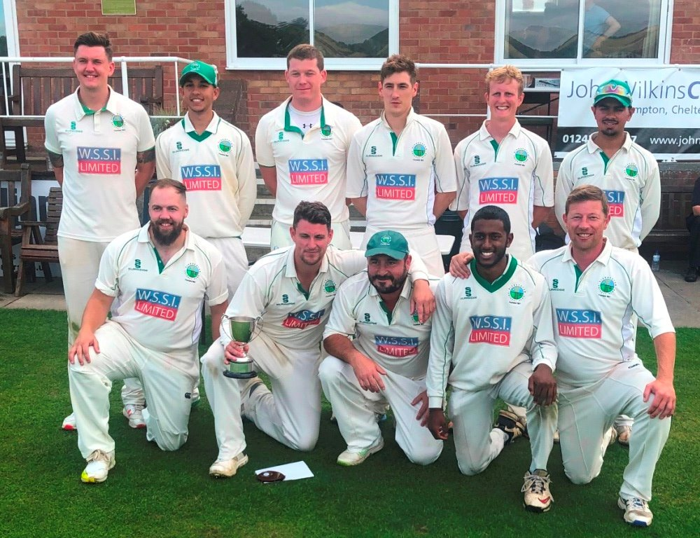 test Twitter Media - Bishopston retain the Stuart Canvas Gloucestershire Cup @WEPLCricket @SDCA16 @GlosCCL  https://t.co/ZBJit3pU8h https://t.co/WCy7XdmmeV