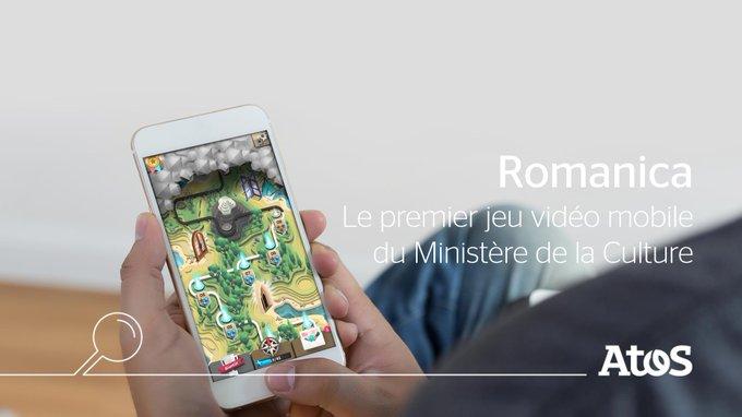 Le @MinistereCC et @LanguesFR ont sorti un premier #jeuvidéo « Romanica » pour...