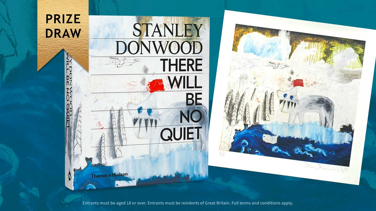 As the man behind their album covers and artwork, @StanleyDonwood will be familiar to fans of @radiohead. To celebrate the book charting his career there's the chance to win a signed, numbered, limited edition print in our pre-order prize draw: https://www.waterstones.com/win/stanley-donwood-prize-draw?utm_source=WS_StanleyDonwood&utm_medium=twitter&utm_campaign=september2019twitter…