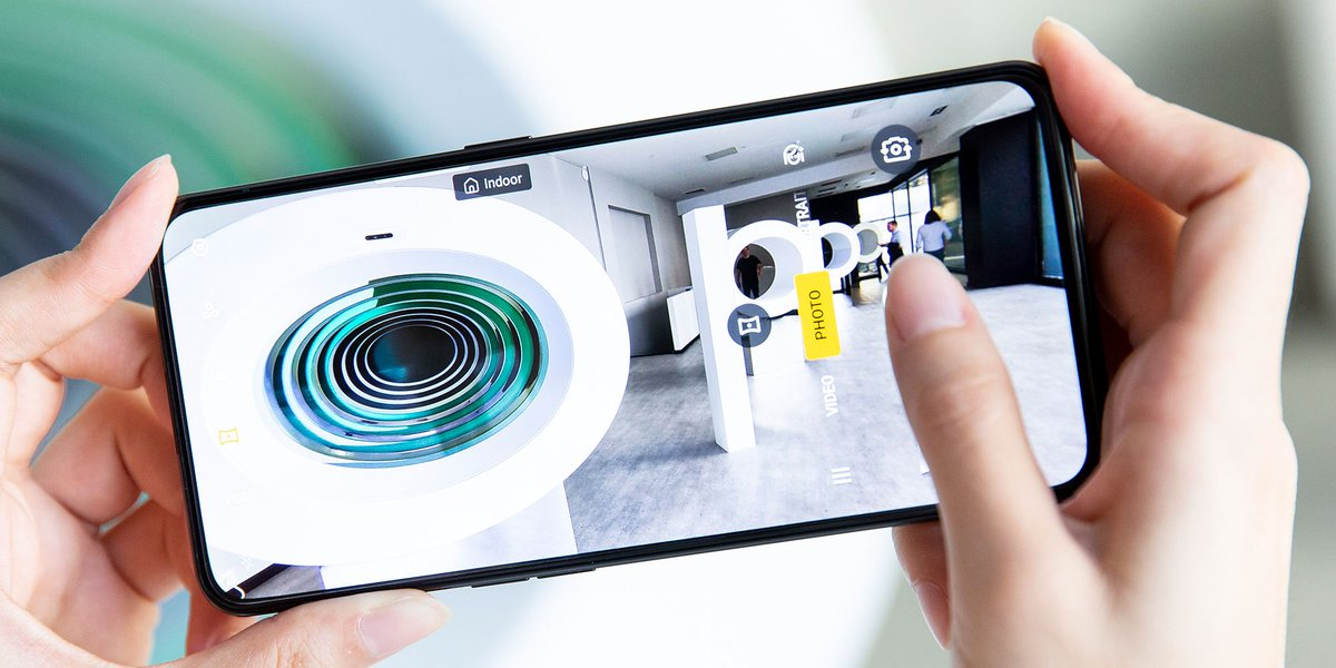 Your chance to WIN an #OPPOReno5G in our UK GIVEAWAY! Here's how! 👇📍Visit 'Essence Of Discovery' our #LDF19 Installation and AR Experience at 35 Baker St, London.📸 Share a photo with #OPPOLDF and tell us what you discovered!👍 Follow @OPPO🗓️ Winner announced 23.09.19!