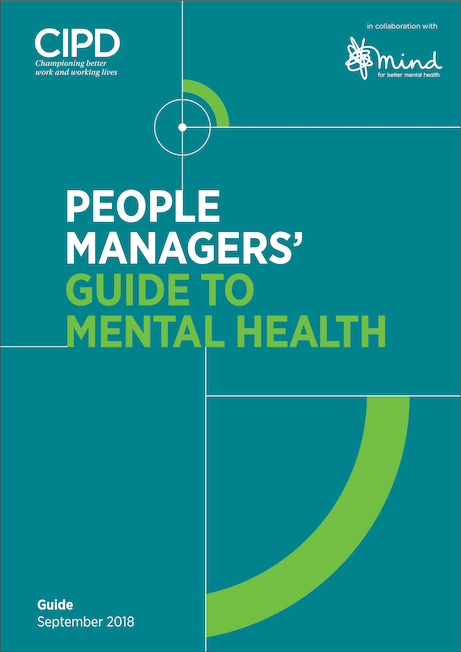 Weve been inspired to run our Mental Health and #Wellbeing roundtable on the 1 October by the brilliant @cipd & @MindCharity Peoples Managers Guide to #Mentalhealth Click here to download your practical guide for your line managers buff.ly/2AnFQZs #hr @cipdbranches