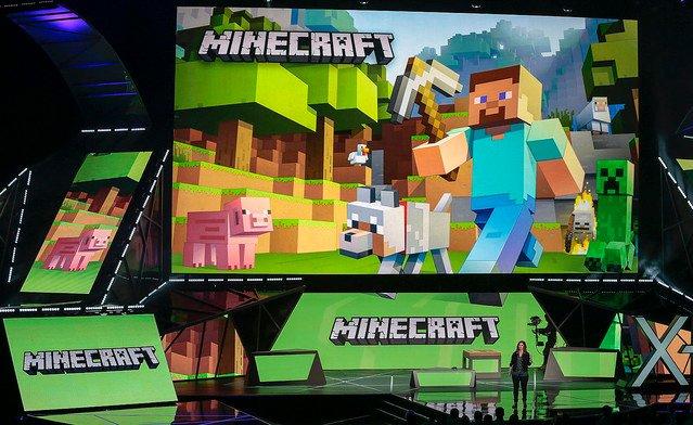 【強し】Minecraft、月間プレイヤー数が1億1200万人突破 https://t.co/30xLxcmqnO  現在の月間アクティブプレイヤーが1億1200万人と明らかに。この数字は昨年10月から2000万人増加している。 https://t.co/XjC0av0IFx