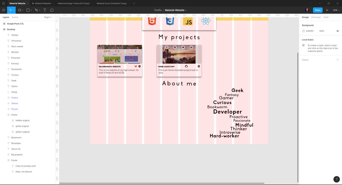 Hey Twitter! Does that look like an S? Any Idea here?  #webdesign #portfolioday <br>http://pic.twitter.com/a8TpCnsoAt