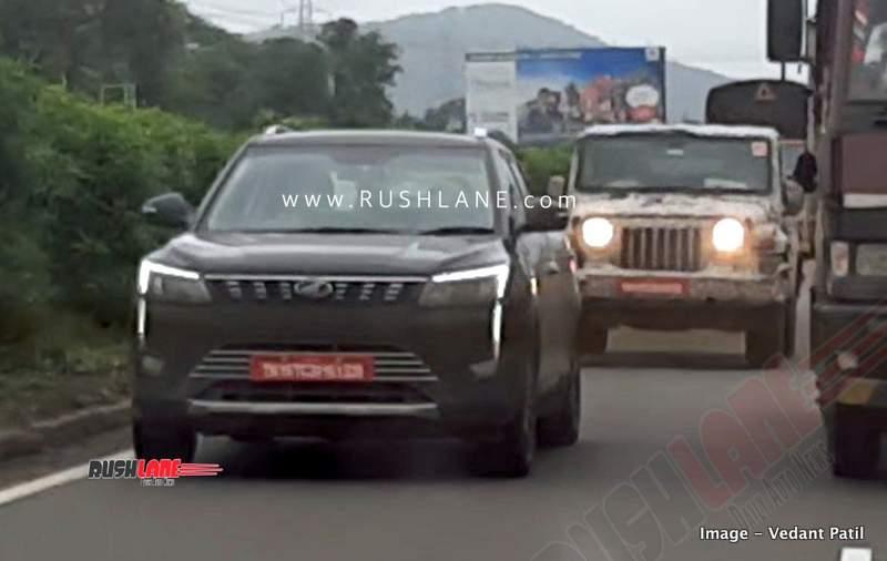 Production-ready next generation Mahindra Thar was spied testing along with Mahindra XUV300 BS6 version.  Stay tuned for updates on the 2020 #MahindraThar and #MahindraXUV300#mahindra