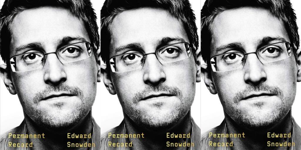 Permanent Record by Edward Snowden US: https://amzn.to/2O0mEJh  UK: https://amzn.to/2AizMRT  #Books #Memoir #WikiLeaks #Assange