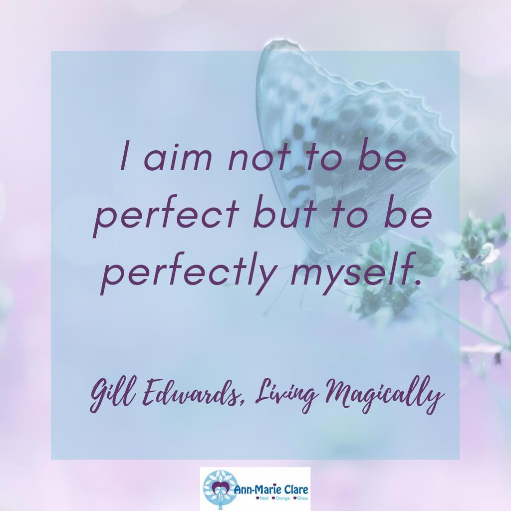 Can you allow yourself not to be perfect?#goals #businessowner #entrepreneur #selfemployed #bizmums #decluttering #smallbusinessowner #gettingclients #manifesting #selfemployed #selfemployment #mumpreneur #networkmarketing #MLM #GettingClients #AttractingCustomers