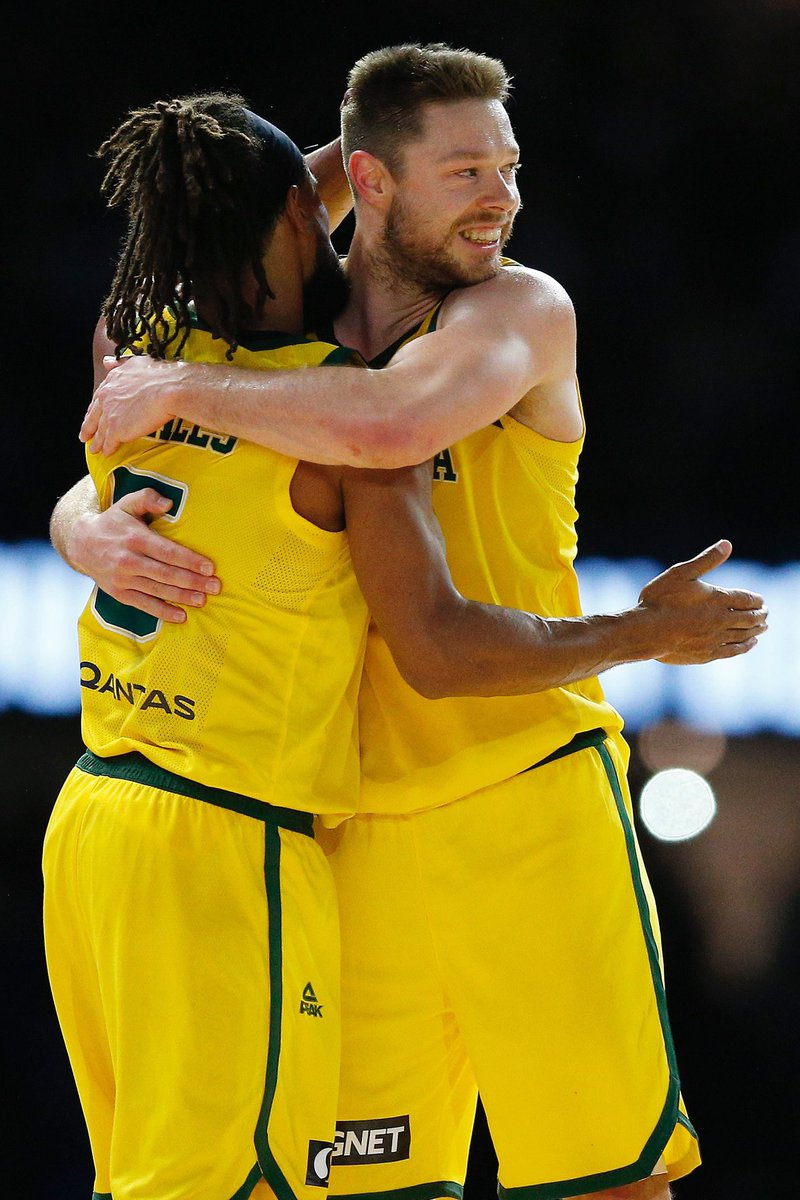 Thanks to the Boomers for an absolutely unbelievable fortnight of basketball. Whilst ultimately we fell short of the goal, one thing is for sure, Australia is now a basketball powerhouse. #GoBoomers #FIBAWC #AustraliaGotGame