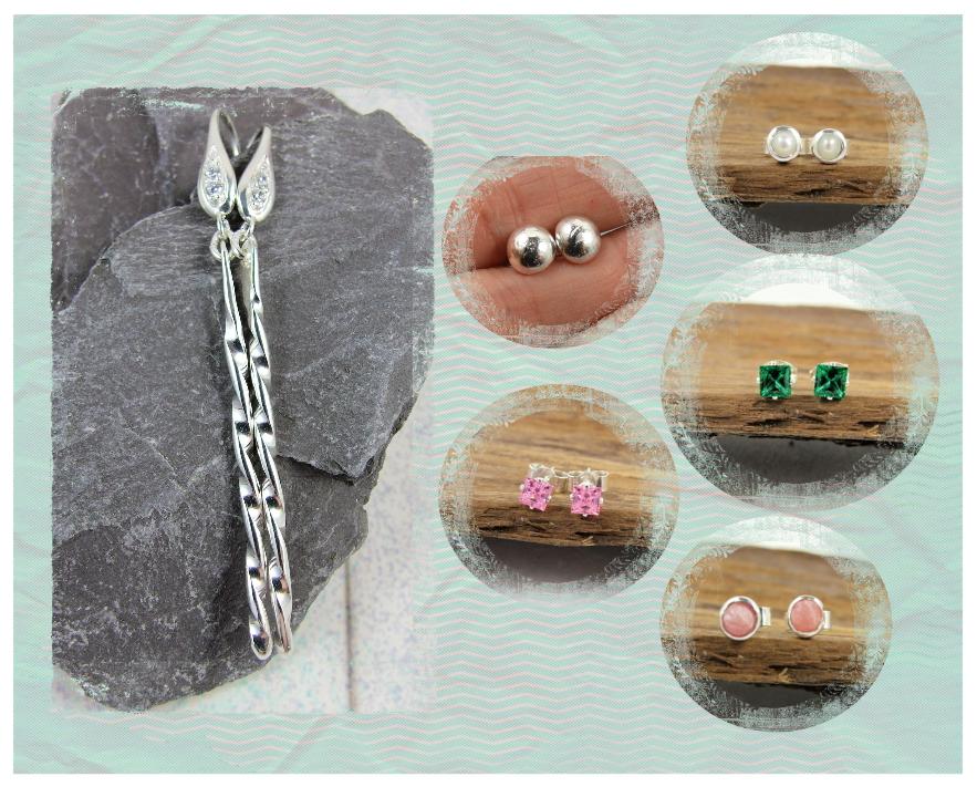 New Earrings just added.  All Sterling Silver. Link for more details https://www.etsy.com/uk/shop/MaxPringJewellery?ref=seller-platform-mcnav&section_id=21915893… #etsyseller #handmade #etsyuk #HandmadeInUK #earrings #Silver