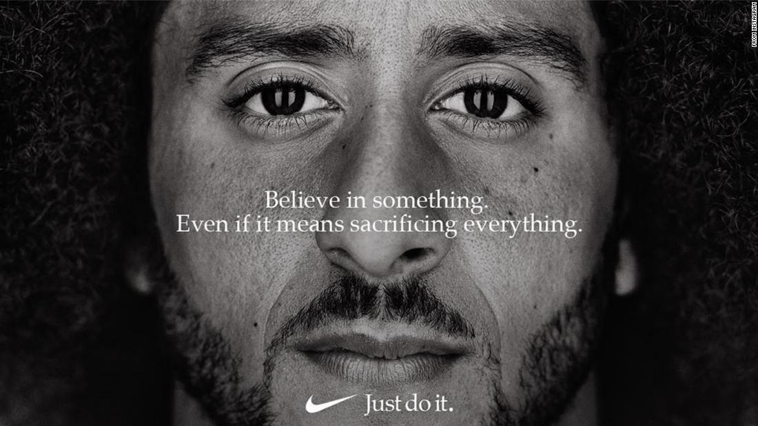 Colin Kaepernick's Nike ad wins Emmy for outstanding commercial cnn.it/30kW6Vx