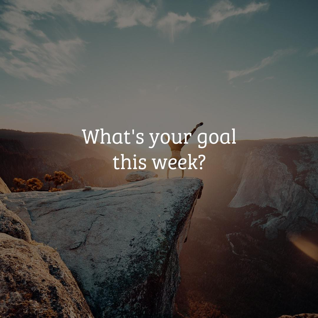 New monday, new week, new goals! What's your goal this week? #missgroup #misshosting #mondaymotivation #goals #webhosting #domainnames