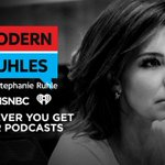 Image for the Tweet beginning: Listen to @SRuhle's new podcast,