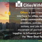 Image for the Tweet beginning: Why should your city #JoinTheJourney?  #CitiesWithNature