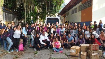 CUMIS ULA 2019 llegó a Calderas en Barinas http://rviv.ly/9fu3DH #comunidad #mérida #noticias #regionales