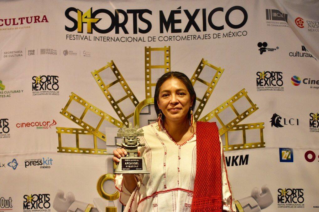 #shortsméxico14 #festival #cortometrajes #cine #DisfrutaEnCorto #MuchasEmocionesEnPocoMinutos #AngelesCruz #Arcangel